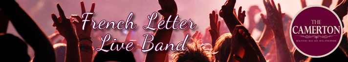 French Letter Live Band