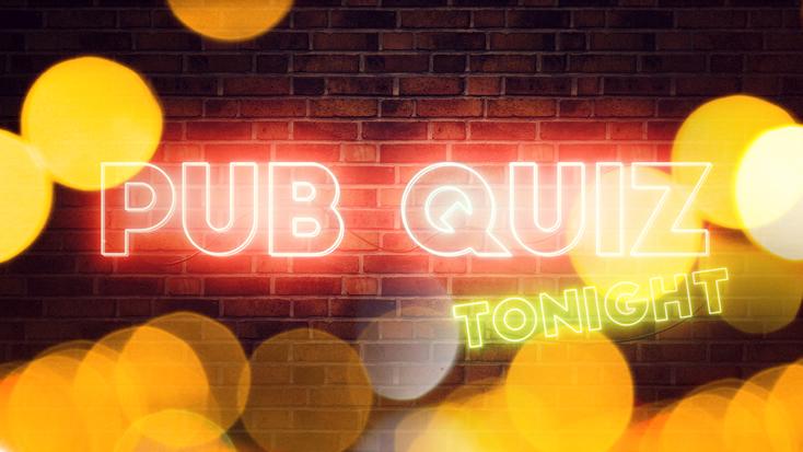 Quiz night The Camerton
