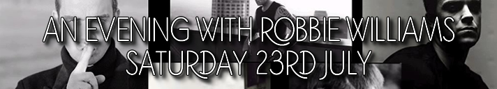 Evening With Robbie Williams