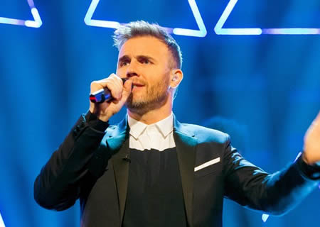 Gary Barlow Tribute - November 30th 2019